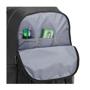 """Jaunt 15.6"""" Laptop Backpack showing front pocket"""