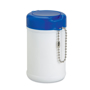 Kenan Cleansing Wipes with blue lid