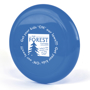 Low Cost Frisbee in blue with 1 colour print
