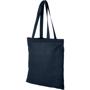 Reusable shopping bag in navy