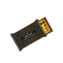 medium sized chocolate bar in a branded wrapped with a golden winning ticket