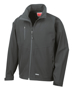 Men's Baselayer Softshell Jacket in black