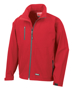 Men's Baselayer Softshell Jacket in red