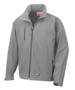 Men's Baselayer Softshell Jacket in grey