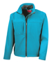 Men's Classic Softshell Jacket in blue