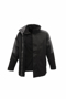 Men's Defender 3-in-1 Jacket in black with grey details