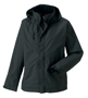 Men's Hydraplus Jacket in dark grey
