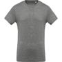 Men's Organic Cotton T-shirt in grey