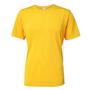 Men's Performance Core T-shirt in yellow