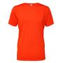 Men's Performance Core T-shirt in orange