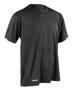 Men's Quick-Dry Short Sleeved in black