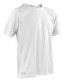 Men's Quick-Dry Short Sleeved in white