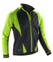 Men's Spiro Freedom Softshell in green and black