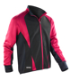Men's Spiro Freedom Softshell in pink and black