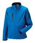 Men's Sports Softshell Jacket in blue