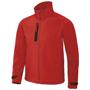 Men's X-Lite Softshell Jacket in red