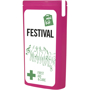MiniKit Festival Set in pink with 2 colour print