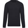 Organic Cotton Sweatshirt in navy