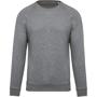 Organic Cotton Sweatshirt in grey