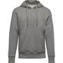 Organic Hoodie in grey