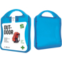 Outdoor First Aid Kit in blue