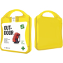 Outdoor First Aid Kit in yellow