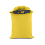 Outdoor medium dry bag in yellow