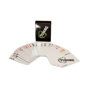 pack of playing cards in white with black box