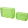green packing cubes