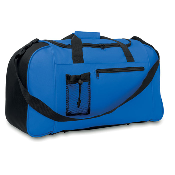 Parana bag in blue with black details