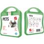 green pet care kit