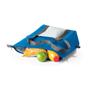 Blue cooler tote bag