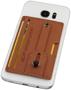 brown prime phone wallet