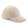 Pro-Style Heavy Brushed Cotton Cap in cream