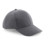 Pro-Style Heavy Brushed Cotton Cap in grey