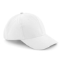 Pro-Style Heavy Brushed Cotton Cap in white