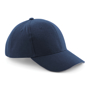 Pro-Style Heavy Brushed Cotton Cap in navy