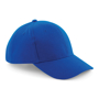 Pro-Style Heavy Brushed Cotton Cap in blue