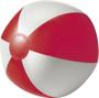 PVC Beach Ball in red