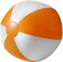 PVC Beach Ball in orange