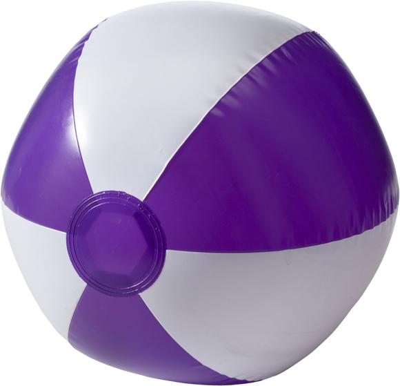 PVC Beach Ball in purple