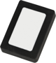 Rectangle Snap Eraser in black and white