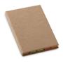 Recyclo Memo Book in brown