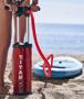 Original red Paddle Board, Pump