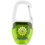 green reflector keylight with 2 colour branding
