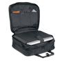 Rochester Travel Bag in black inside case