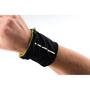 demonstration on runband on wrist