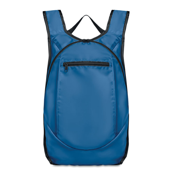 Runy Backpack in blue with black details