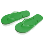 Salti Flip Flops in green