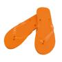 Salti Flip Flops in orange